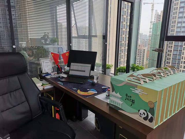 经理办公室-企业环境
