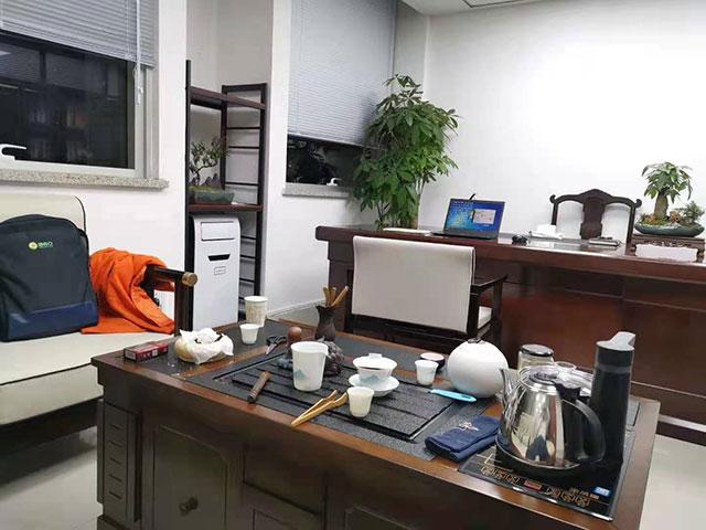 公司会客厅-企业环境